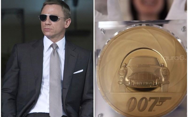 moneda 007