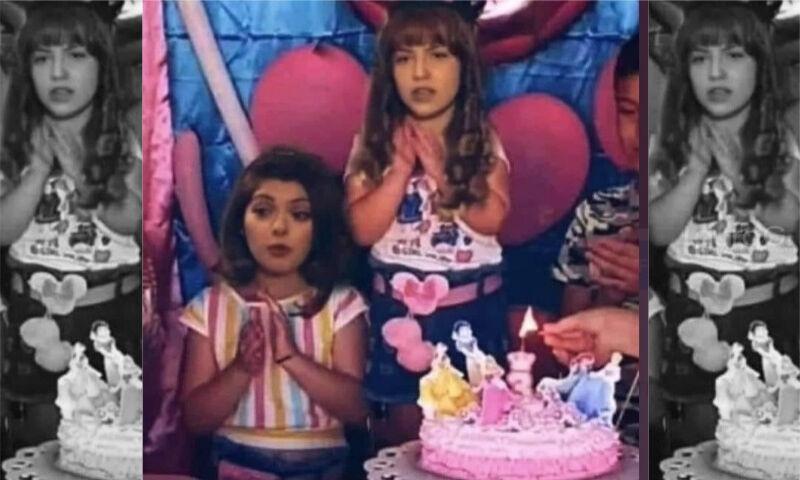 thalia maria soraya niña del pastel
