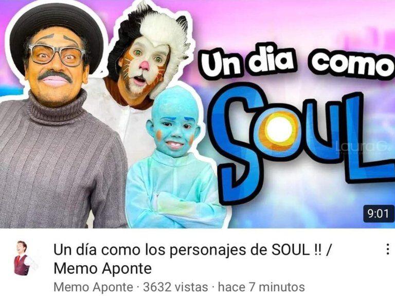 memo aponte soul