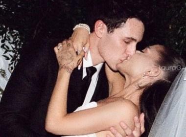 Ariana Grande confirma matrimonio