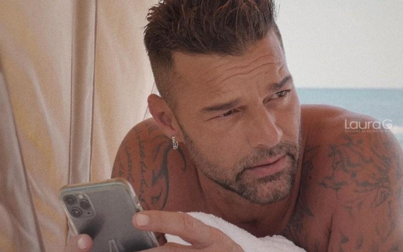 Ricky Martin abre su corazón