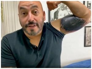 Tatuador de Lupillo Rivera