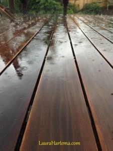 rain on deck 2