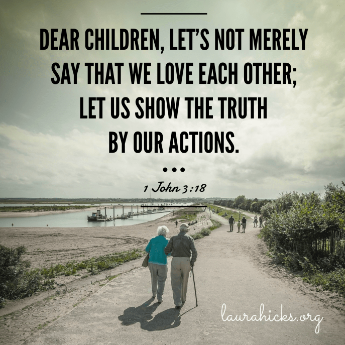 Love with actions