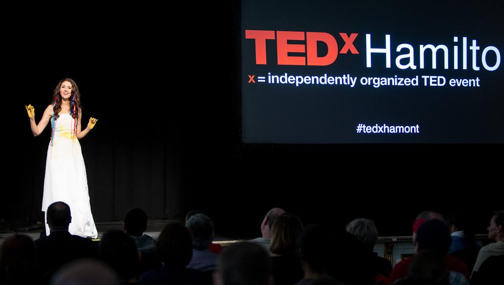 Laüra Hollick's TEDx Talk - You Are The Art