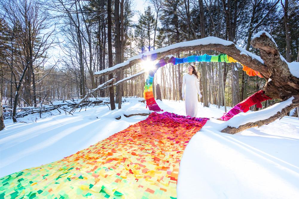 Laüra Hollick Rainbow Portal