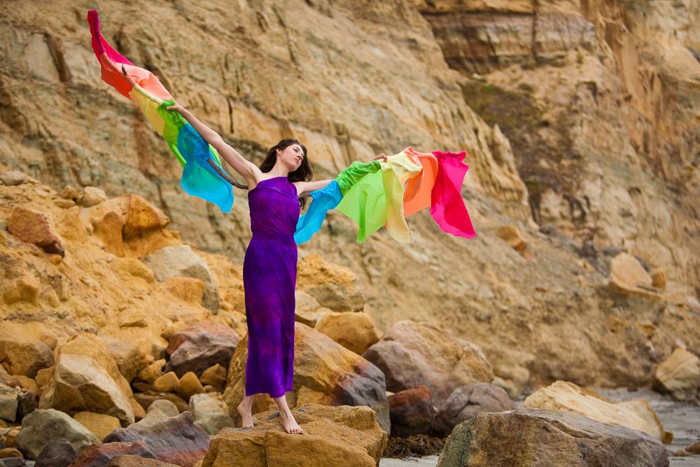 Laüra Hollick Rainbow Wings