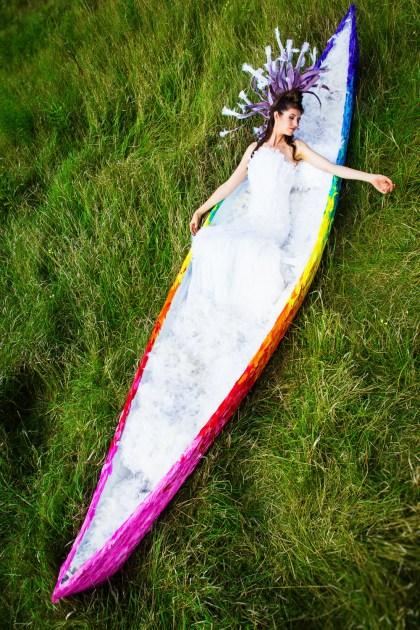 Rainbow Canoe