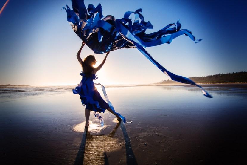 Laüra Hollick Sky Dancing