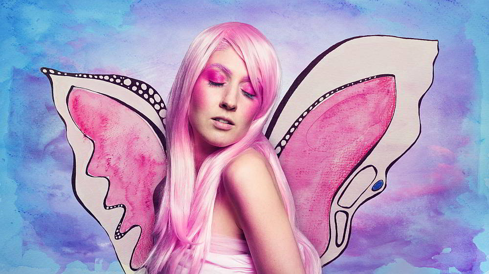 Laüra Hollick as Pink Fairy