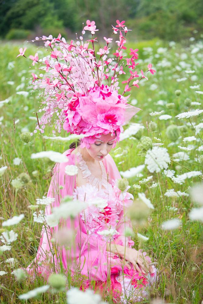 Laüra Hollick as Sweet Princess of the Garden