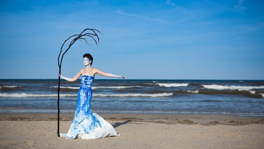 Blue Beach 1
