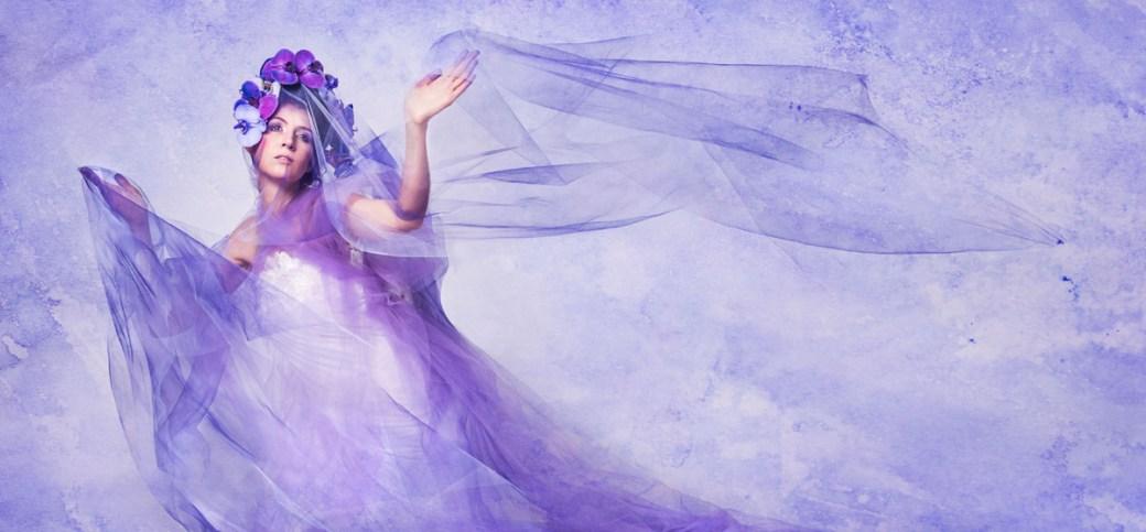 Orchid Bride #1