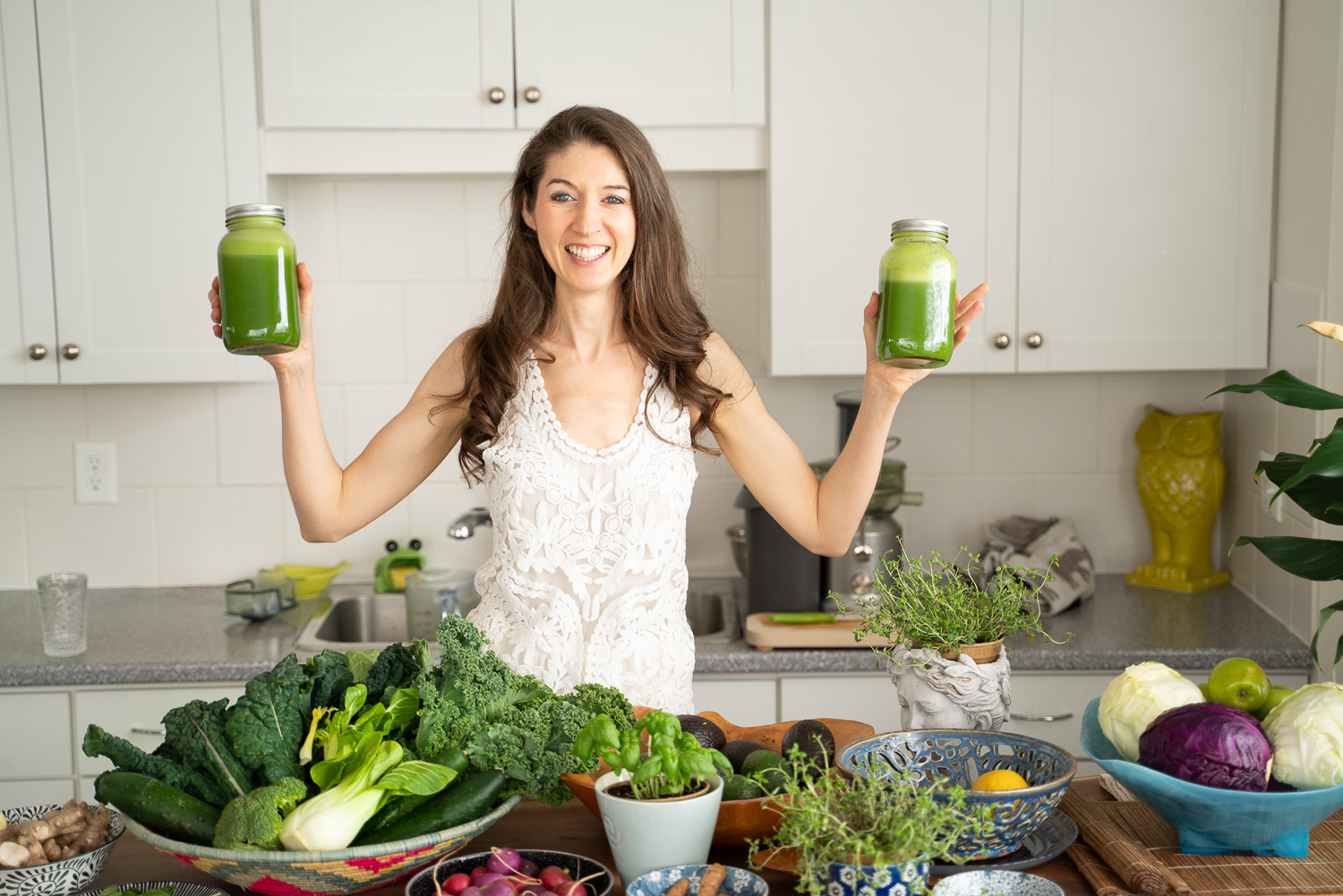 Laüra Hollick's Juice Cleanse