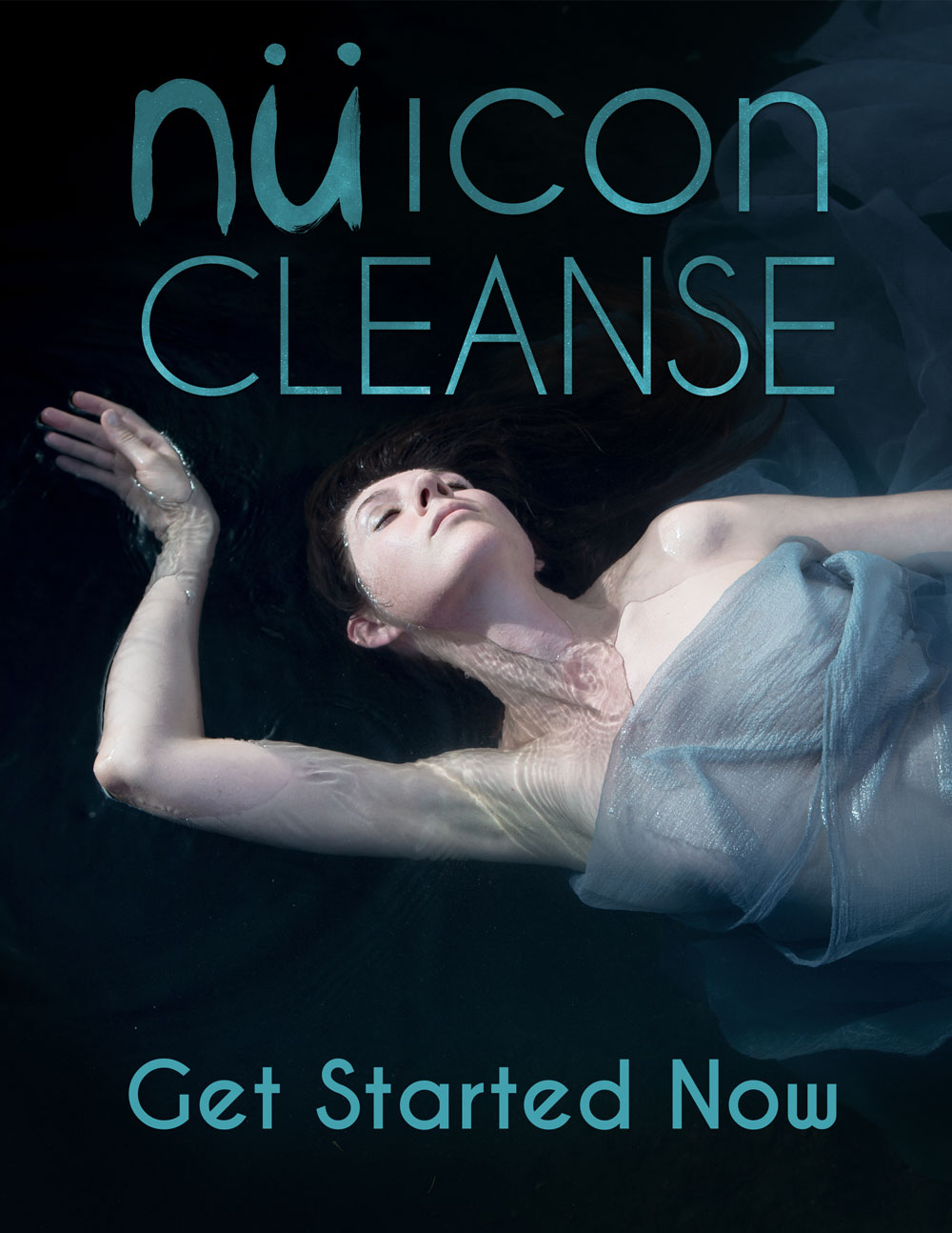 nü Icon Cleanse - Sign Up Now