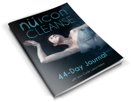 nü Icon Cleanse 44-Day Journal