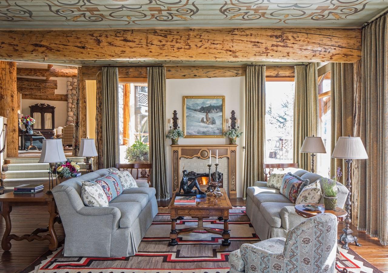 Interior Design For Apartment Living Room