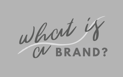 What is a brand?