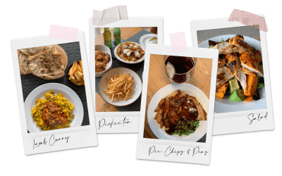 What's for Tea? Meal Plan 11.01.2021