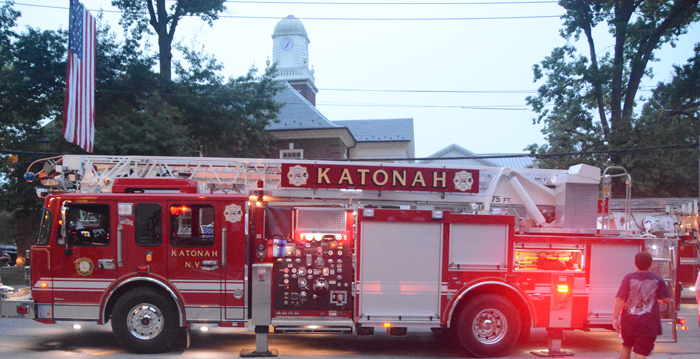 Fire Truck from Katonah, NY