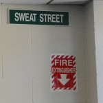 New York State Police Training Center Sweat Street
