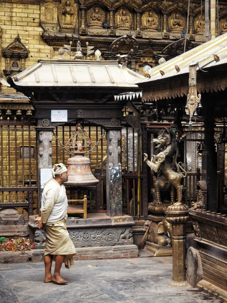 Patan, Buddhism, Temple