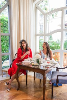 Tea Time Peninsula Beverly Hills Hotel Travel