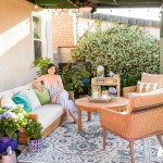 Patio Decor Ideas With Bed Bath Beyond Laura Lily
