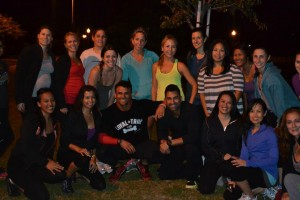 Bootcamp with Jeremy Jackson and Fitzee