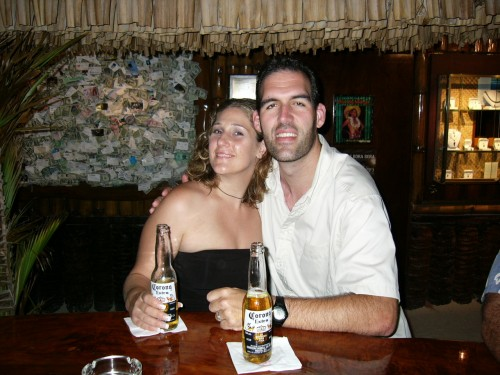 Eric and Laura