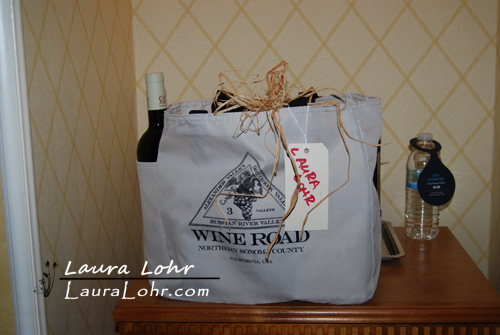 The Wine Road Gift Bag