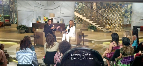 Queen Latifah Show Latifah and John