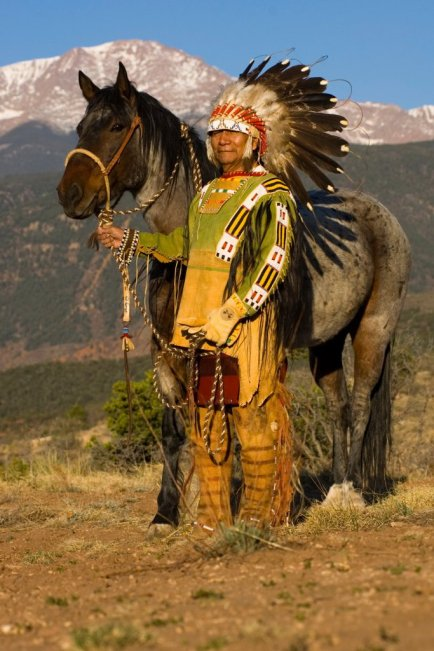 rock ledge ranch powwow