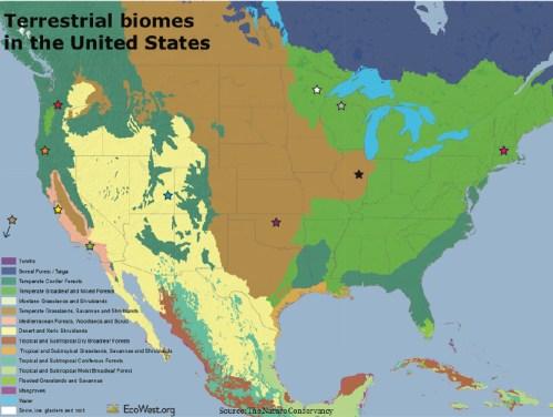 soil sample map