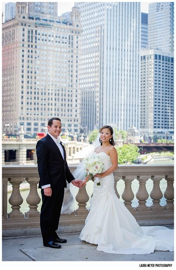 Metropolitan Club Willis Tower Chicago Wedding
