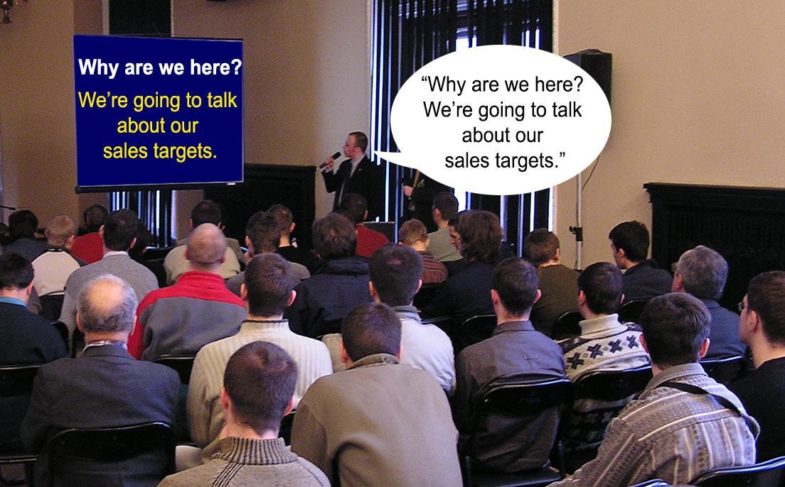 Dont read your PowerPoint slides  Laura M Foley Design