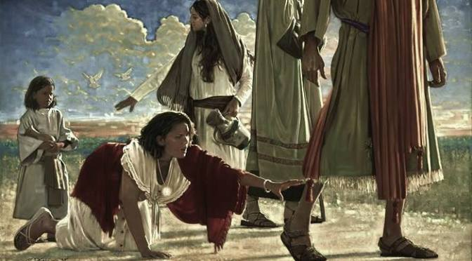The Desperation For Jesus…His Daughter