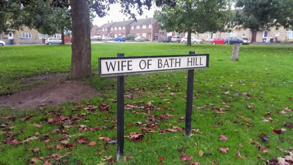 Katukyltti: Wife of Bath hill
