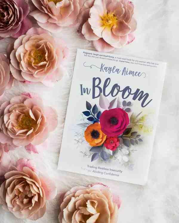 kayla aimee in bloom