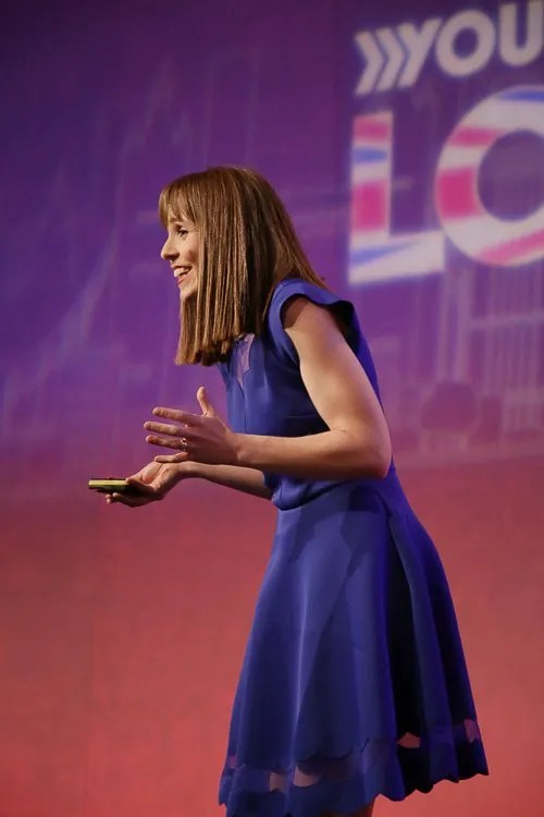 Janet Murray Speaking at Youpreneur Summit 2017