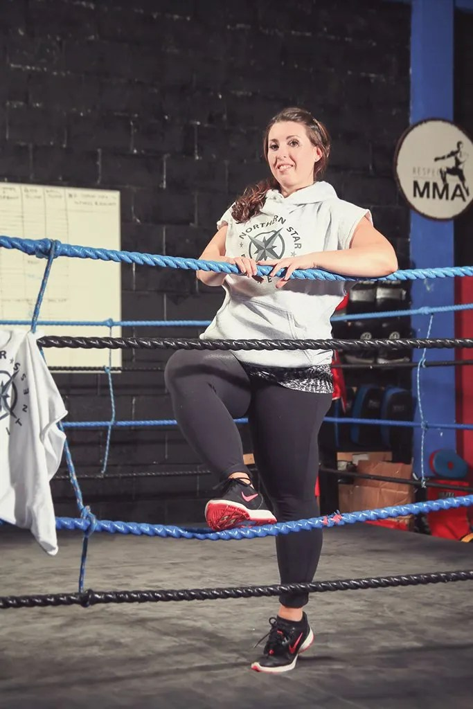 Tina Shaw Personal Trainer - Shot By Laura Pearman Photography