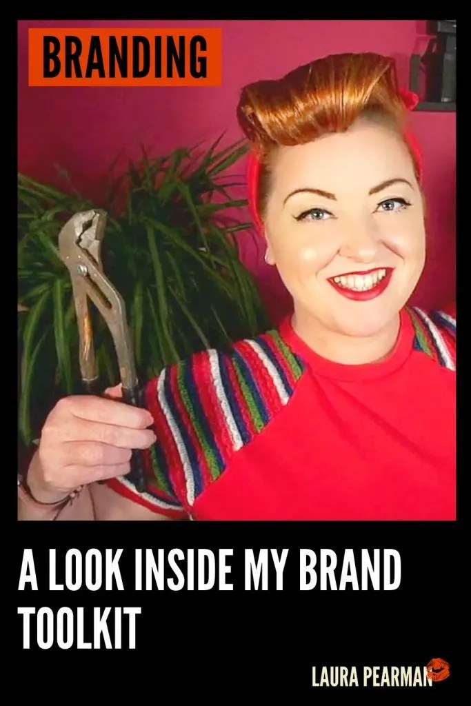 A quick look in my Brand Strategy Toolkit