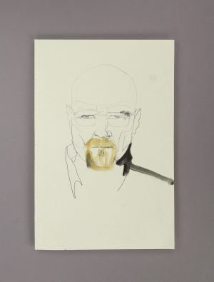 Walter White Illustration