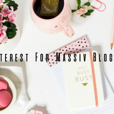 Use Pinterest To Increase Your Blog Traffic Massively