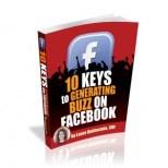10 Keys to Generate Facebook Buzz