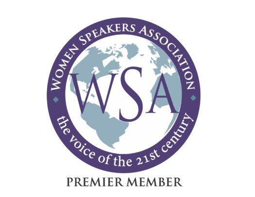 Women Speakers Association Premier Member