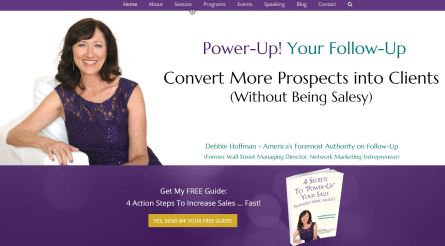 Power Up Your Follow Up