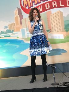 Social Media Marketing speaker Laura Rubinstein
