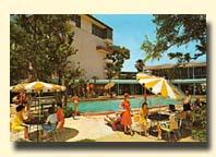 Langford Hotel postcard.