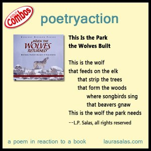 poetryaction for When the Wolves Returned